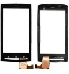 Sony ericsson x10 ventana táctil negra