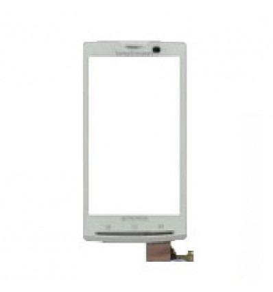 Sony ericsson x10 ventana táctil blanca