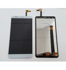 Alcatel Pop 4 4G 7070 OT7070 original display lcd with white touch screen