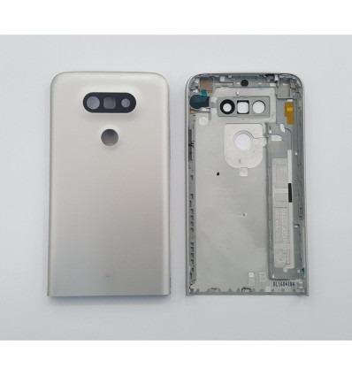 sale retailer 9cbcb a7d94 LG G5 SE H840 original silver battery cover