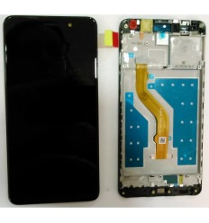 Huawei Y7 Prime 2017 TRT-LX1 Y7 2017 original display lcd with black touch screen with frame