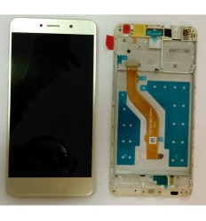 Huawei Y7 Prime 2017 TRT-LX1 Y7 2017 original display lcd with gold touch screen with frame