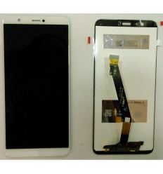 Huawei P Smart original display lcd with white touch screen