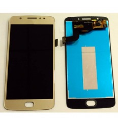 Motorola Moto E4 XT1762 original display lcd with gold touch screen