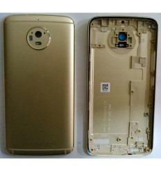 Motorola Moto G5S Plus gold battery cover
