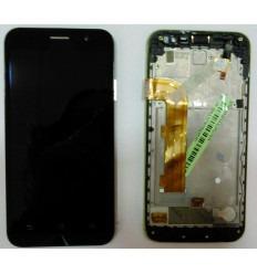 ASUS ZENFONE GO ZB500KL PANTALLA LCD + TACTIL NEGRO + MARCO ORIGINAL