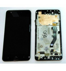 BQ Aquaris X Pro original display lcd with black touch screen with frame
