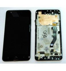 BQ AQUARIS X PRO PANTALLA LCD + TACTIL NEGRO + MARCO ORIGINAL