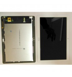 Huawei Mediapad M3 Lite 10.0 BAH-W09 BAH-AL00 original display lcd with white touch screen