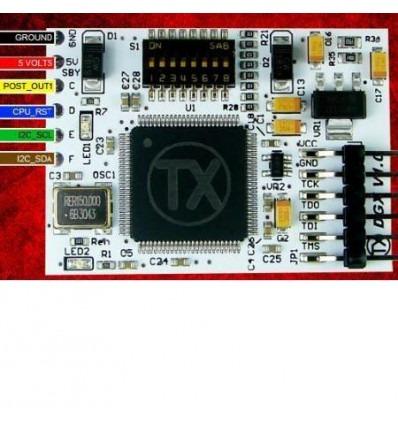 Xecuter TX DGX V1.0S extractor de cpu key para xbox 360 slim