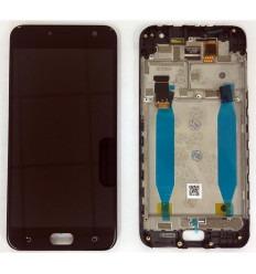 ASUS ZENFONE 4 SELFIE ZB553KL PANTALLA LCD + TACTIL NEGRO + MARCO ORIGINAL