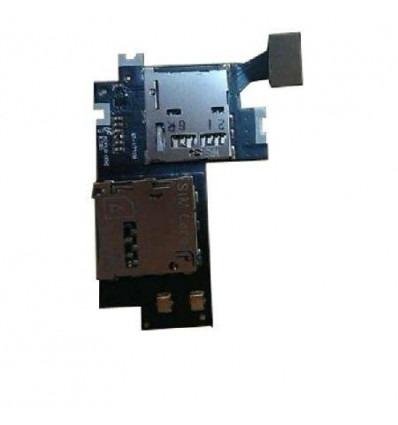 Samsung Galaxy Note2 n7100 n7105 original sim flex cable