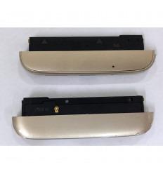 LG G5 H850 H840 MODULO INFERIOR DORADO ALTAVOZ POLIFONICO BUZZER MICROFONO ANTENA CONECTOR DE CARGA MICRO USB ORIGI