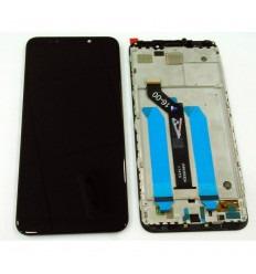 XIAOMI REDMI 5 PLUS PANTALLA LCD + TACTIL NEGRO + MARCO ORIGINAL