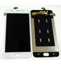 OPPO A57 PANTALLA LCD + TACTIL BLANCO ORIGINAL
