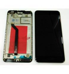 HUAWEI HONOR V9 PLAY HONOR 6C PRO PANTALLA LCD + TACTL NEGRO + MARCO ORIGINAL