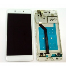 HUAWEI HONOR V9 PLAY HONOR 6C PRO PANTALLA LCD + TACTIL BLANCO + MARCO ORIGINAL