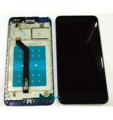HUAWEI HONOR V9 PLAY HONOR 6C PRO PANTALLA LCD + TACTIL AZUL + MARCO ORIGINAL
