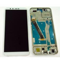 HUAWEI HONOR 9 LITE PANTALLA LCD + TACTIL BLANCO + MARCO ORIGINAL