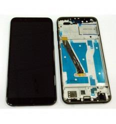 HUAWEI HONOR 9 LITE PANTALLA LCD + TACTIL NEGRO + MARCO ORIGINAL