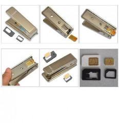 Cortador profesional nanosim (iPhone 5)