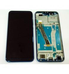 HUAWEI HONOR 9 LITE PANTALLA LCD + TACTIL AZUL + MARCO ORIGINAL