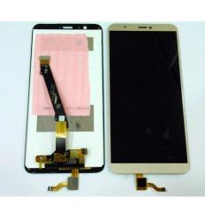 HUAWEI P SMART ENJOY 7S PANTALLA LCD ORIGINAL + TACTIL DORADO ORIGINAL