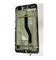 ASUS ZENFONE 3 ZOOM ZE553KL PANTALLA LCD + TACTIL NEGRO + MARCO ORIGINAL