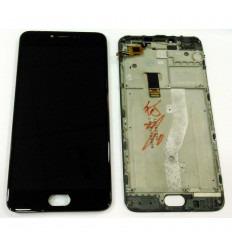 MEIZU M3 NOTE L681H PANTALLA LCD + TACTIL NEGRO + MARCO ORIGINAL