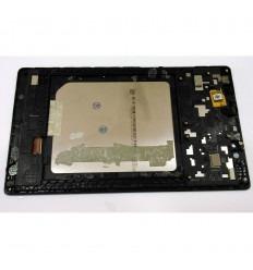 LENOVO IDEATAB 2 A8 50F A8-50F PANTALLA LCD + TACTIL NEGRO + MARCO ORIGINAL