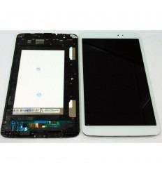 LG G TABLET PAD 8.3 V500 WIFI PANTALLA LCD + TÁCTIL BLANCO + MARCO ORIGINAL