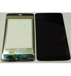 LG G TABLET PAD 8.3 V500 WIFI PANTALLA LCD + TACTIL NEGRO ORIGINAL