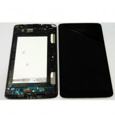 LG G TABLET PAD 8.3 V500 WIFI PANTALLA LCD + TACTIL NEGRO + MARCO ORIGINAL