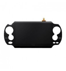 PS vita 1000 original lcd with touch screen black