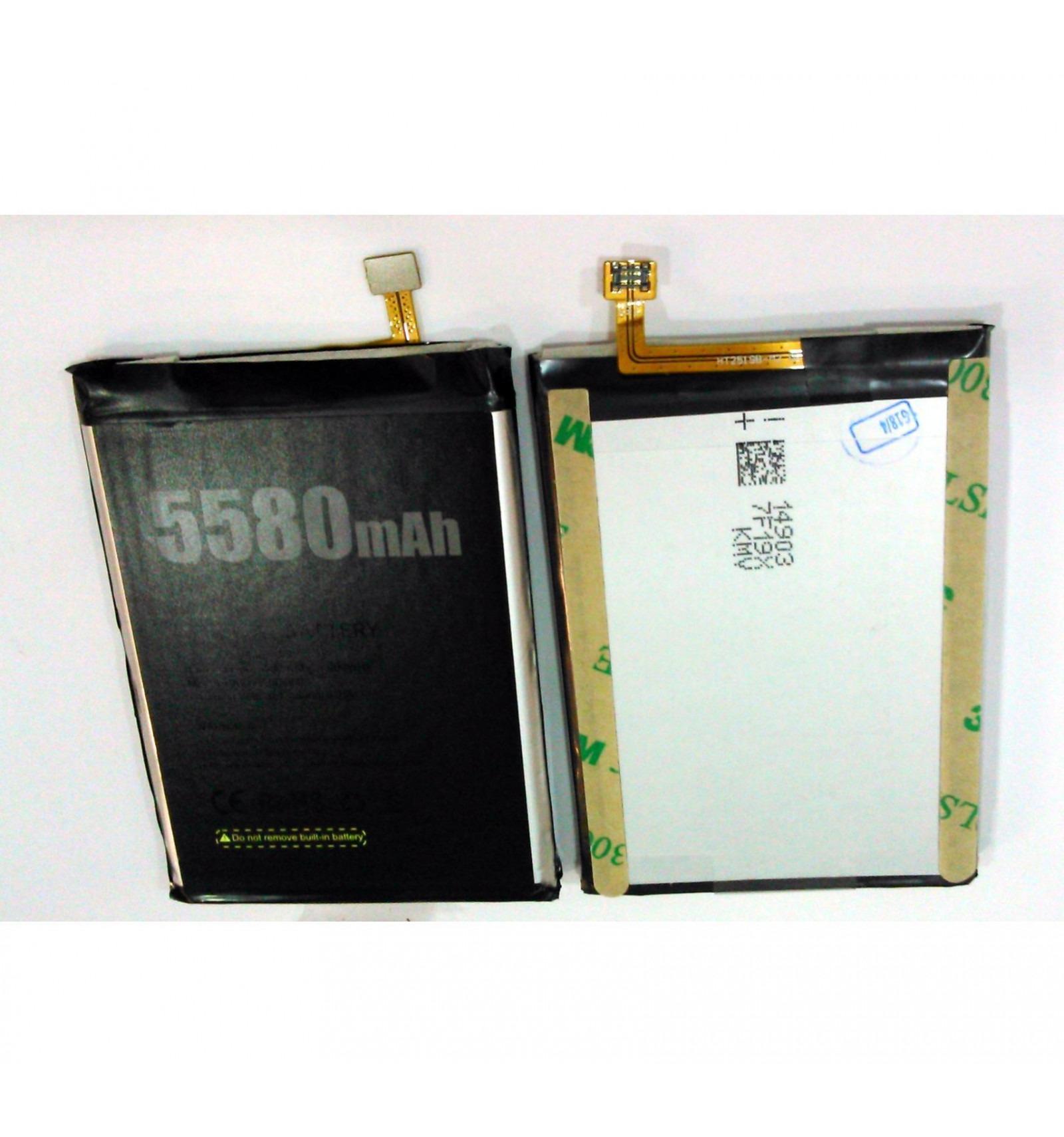 Original battery BAT17S305580 Doogee S30 5580mAh
