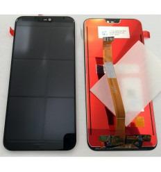 HUAWEI P20 LITE NOVA 3E PANTALLA LCD + TACTIL NEGRO ORIGINAL