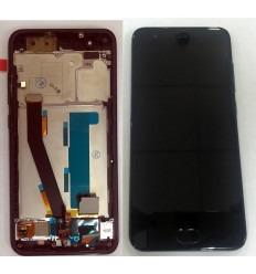 XIAOMI MI 6 PANTALLA LCD + TACTIL NEGRO + MARCO ORIGINAL