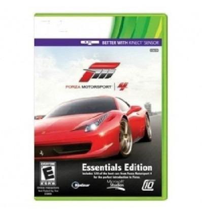 Forza Motorsport 4 Essential Edition