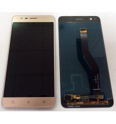 ASUS ZENFONE 3 ZOOM ZE553KL PANTALLA LCD + TACTIL DORADO ORIGINAL
