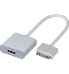 Adaptador 30 pin - HDMI para iPhone e iPad