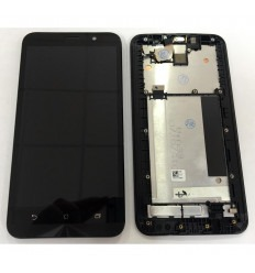 ASUS ZENFONE 2 ZE551ML PANTALLA LCD + TACTIL NEGRO + MARCO ORIGINAL