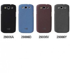 Samsung Galaxy SIII i9300 Protective Cover gray colour 29006