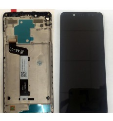 Xiaomi Redmi Note 5 Pro Version Global Redmi note 5 Version China pantalla lcd + tactil negro + marco original