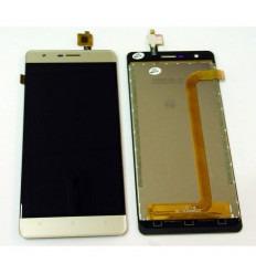 OUKITEL K4000 LITE PANTALLA LCD + TACTIL DORADO ORIGINAL