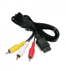 Cable AV Ps2 and PS3