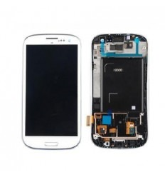 Samsung Galaxy s3 i9300 original white touch screen with lcd