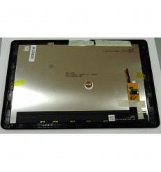 ACER ICONIA TAB 10 A3-A40 PANTALLA LCD + TACTIL NEGRO + MARCO ORIGINAL