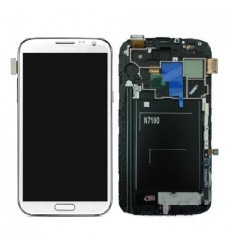 Samsung Galaxy Note 2 N7100 original white touch screen with