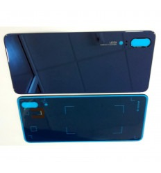 Huawei P20 blue battery cover