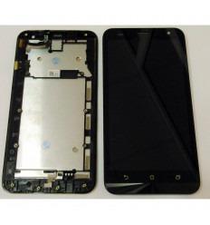 ASUS ZENFONE 2 LASER ZE551KL PANTALLA LCD + TACTIL NEGRO + MARCO ORIGINAL